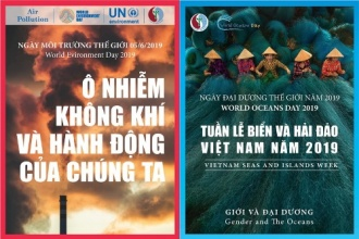 VQG Phong Nha – Kẻ Bàng hưởng ứng Ngày Môi trường thế giới, Ngày Đại dương Thế giới, Tuần lễ Biển và Hải đảo Việt Nam năm 2019